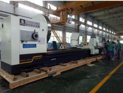 CKD61200L 10tonsの大きい直径のSiemens GSK Fanuc CNCシステムが付いている最大振動直径2000mmの最大長16m頑丈なCNCの旋盤