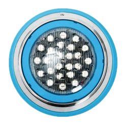 Piscina cheia de resina de LED RGB Luz subaquática Controlador Remoto