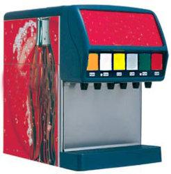 Dispensador de suco de máquina