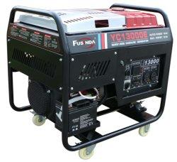 Generator van de Benzine van twee Cilinder 2V78 de Motor Aangedreven 10kw, Yc13000e