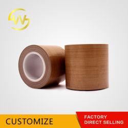 Resistente ao Calor de alto desempenho de PTFE Teflon pano de vidro fita adesiva de estanqueidade do airbag
