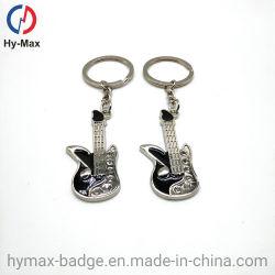 열쇠 고리 제작자 유일한 관례 3D는 사랑 편지를 가진 심혼에 의하여 형성된 로고 금속 Keychain를 말로 나타낸다