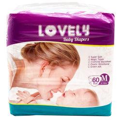 Ultra-doux de couches jetables respirant bébé couche bébé serviette de table