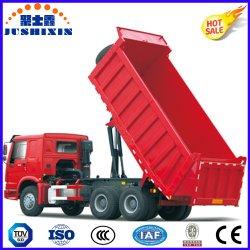 Uma boa qualidade Shacman HOWO Sinotruk 8/10/12 Rodas dianteiras/rodas 4X2 6X4 8*4 veículos pesados de carga utilizado Dumper Dumping Traseiro Tipping Camião Caminhão Basculante para minas
