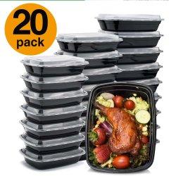 Contenitore di memoria impaccante di plastica degli alimenti a rapida preparazione del contenitore di alimento di microonda biodegradabile