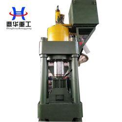 Hydraulische Brikettieren-Presse-Maschine für AluminiumAltmetall-Chips