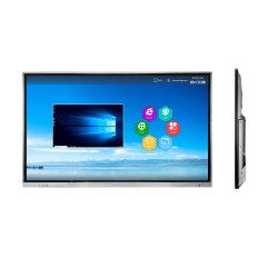 L'éducation interactive 65 pouces écran tactile LCD de l'équipement de tableau blanc Smart réunion, équipement de bureau