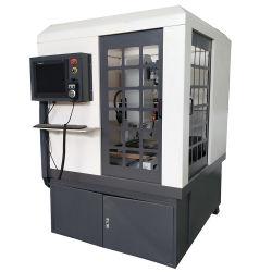Haut de la configuration du routeur CNC moule métallique 6060 Mini fraiseuse à commande numérique