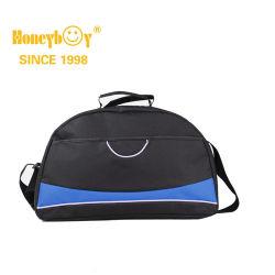 블루 도매 주문 값싼 600d 더플 백팩 남성용 여행 가방 운동화 수납함이 있는 스포츠 짐 가방