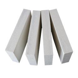 Vuurvaste isolatie-isolatiemateriaal keramische vezelplaat voor industriële oven