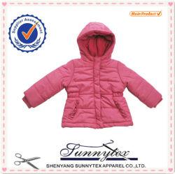 2016 crianças unissexo Hoody almofadado casaco de Inverno