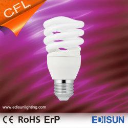새로운 Half Full Spiral T2 7W 9W 11W E27 예열 에너지 절약 램프