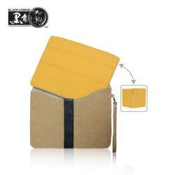 iPad 2のための革フリップ封筒の箱
