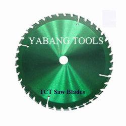 Tct lame de scie circulaire pour couper du bois, aluminium, métal
