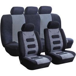 Añadir a comparar Compartir 9pcs/Set de terciopelo moteado Cubierta de asiento de coche personalizado
