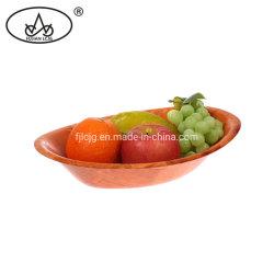 Hölzerne handgemachte gesponnene Gaststätte-Hotel-Küche-Salat-Frucht-Nuts Umhüllung-Filterglocke
