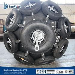 Sunhelm 2,5*4 Marinas bote neumático de caucho natural de los guardabarros de máximo vendedor flotante de atraque para la venta desde el fabricante especializado