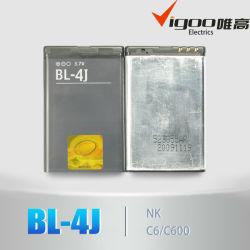 1200mAh Batterie BL-4j Mobilephone pour Nokia