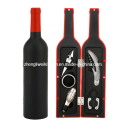 Flasche formte das eingestellte Wein-Geschenk (608001)
