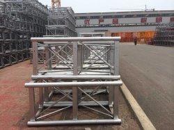 Строительство здания пассажирского подъемника секции мачты