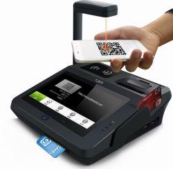 Jepower allen in Één Mobiele POS van de Betaling EindSteun Nfc en qr-Code Betaling