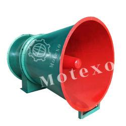 Motexo-instrumenten voor de ventilatie van mijn mijn