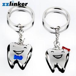 Lk-S22 dentaires Dents de chaîne de clé en forme de cadeau gratuit OEM