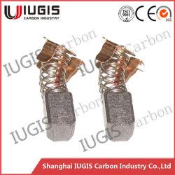 La puissance des outils d'utilisation des balais de charbon de graphite pour Makita CB430