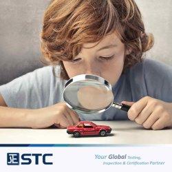 Stc - Testes de brinquedos europeia Reach