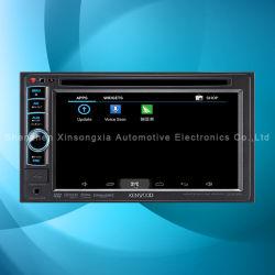 Android 4.4 Zone de navigation GPS pour lecteur de DVD JVC KENWOOD avec WiFi ou 3G