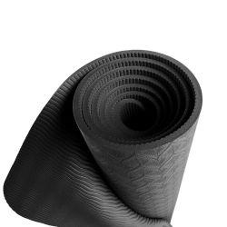 Custom Pilates Ioga Matt Yogamat Fitness Tapete Exercício Ioga equipamento de ginásio Workout Ecológico Rubbertpe natural do Tapete de Yoga sem escorregar