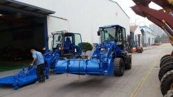 Zl10 het Zelfde van 1 Ton met de Nieuwe Lader van het Wiel van Ce TUV van Holland W170c Kleine
