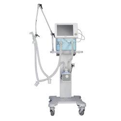 Equipo Médico de la ICU Respirador transportable con CE