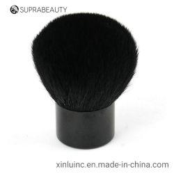 ヤギの毛のミネラル粉の粉の構成のKabukiのブラシ