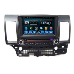 GPS DVD Player van Touch Screen van de auto voor Ex Mitsubishi Lancer