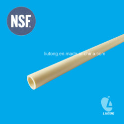 ASTM Schedule 80 Standard PVC Pipe for Supply Water with NSF Certificate
