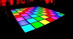 RGB танцевальном зале 50*50см диско-участник светодиодная панель плитки
