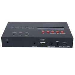Ezcap283s 1080p HDMI YPbPr Component Video Recorder gioco composito Registra Salva video HD su disco USB o disco rigido No PC necessario