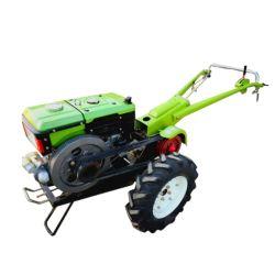 Una buena calidad 10HP 18HP 12HP 20HP en dos ruedas del tractor a pie