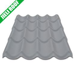 Ignifugação de resina sintética Composite Material Telha