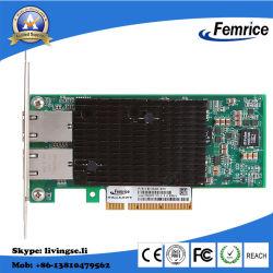 100/1000/10000 MbpsAdaptador de servidor Ethernet de doble puerto