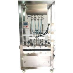 Automatische lijntype zelfstromende vloeibare kunststof flesvulmachine