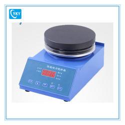 Laboratorio digital de temperatura constante Agitador magnético con placa caliente