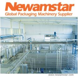 Newamstar Beverage Processing System (pre-process) Machinery