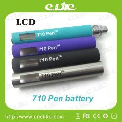 بطارية قلم سعة 650/ 900/ 1100 مللي أمبير/ساعة 710 لقلم التبخير 710 السيجار