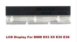 BMW E53 X5 E39 E38 2001-2003 годов новый щиток приборов спидометра ЖК-ДИСПЛЕЙ&Pixel ремонт плоский кабель Silver углерода