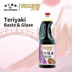 Teriyaki Alinhavar & esmalte 1.8L Yummyto Sushi marca o tempero estilo japonês