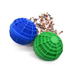 Compresseurs ZT-18 de la Chine de la fabrication de céramique Bio Eco lavage TPR Magic ball balle en plastique blanchisserie