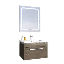 工場安い壁掛けのメラミン現代ミラーの浴室用キャビネット