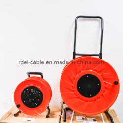 Stage Audio Video Cable Cord Reel
